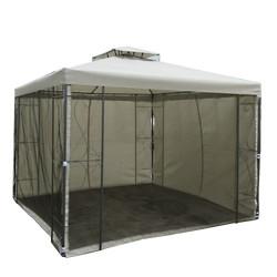 Метален павилион My Garden TLC150-A Taupe 3x3m