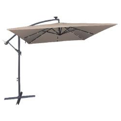Градински чадър с LED осветление Butternut TLB017-S LED My Garden