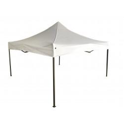 Градинска бяла шатра Pop-Up с 4 регулируеми височини / 3x3m WR4051 My Garden