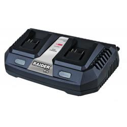 Двойно зарядно за серията R20 RDP-R20 System 2x3A Raider