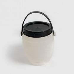 Пластмасов бидон с дръжка Sterk 1.5 литра