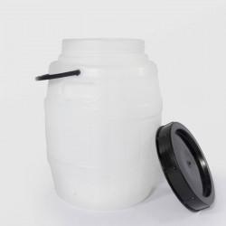 Пластмасов бидон с дръжка Sterk 4.0 литра