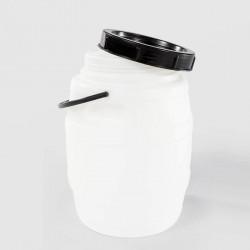 Пластмасов бидон с дръжка Sterk 12 литра