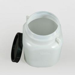Пластмасов квадратен бидон Sterk 30 литра