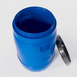 Пластмасов кръгъл бидон с широко гърло Sterk 35 литра