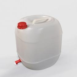 Пластмасова туба с канелка Sterk 20 литра
