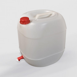 Пластмасова туба с канелка Sterk 30 литра