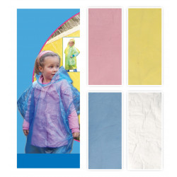 Дъждобран за деца Пончо R17900110