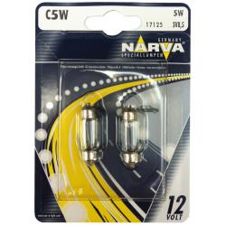 Крушка Narva 12V C5W SV8.5