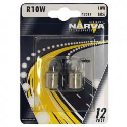 Крушка Narva 12V R10W BA15s