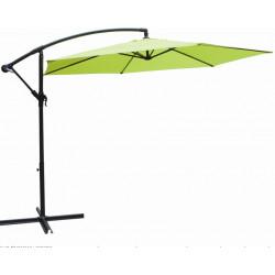 Градински чадър лале 3м / зелен
