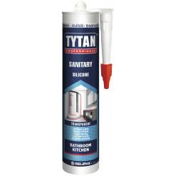 Санитарен силикон tytan бял 280мл