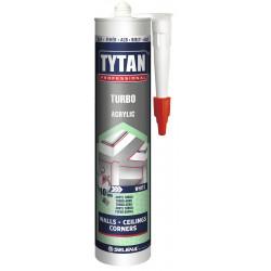 Бърз акрилен уплътнител Tytan Professional Turbo 280мл