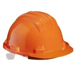 Полиетиленова каска Climax Golem оранжева
