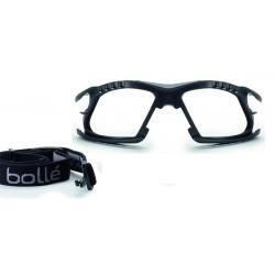 Комплект еластична лента и рамка за защитни очила Bolle Rush Plus 701103