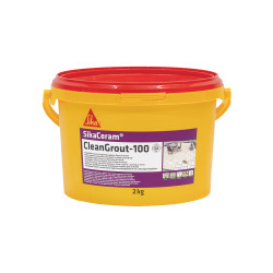 Фугираща смес SikaCeram® CG 100 - 30 Total Black напълно черна