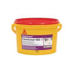 Фугираща смес SikaCeram® CG 100 - 12 Dark Brown тъмнокафява