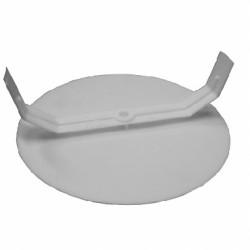 Капачка за разклонителна кутия със закрепващи щипки Мелоплам