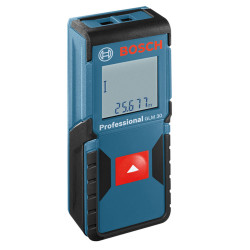 Лазерен далекомер Bosch GLM 30 Professional