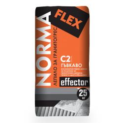 Лепило за плочки Effector Normaflex 25 кг